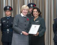 Acting Together (AT-CURA) receives 16th annual Ministry of Justice Community Safety and Crime Prevention Award