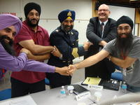 Sikh Leadership and Law Enforcement Summit on Gang Violence: A step Towards Action and Results