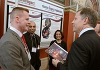 Research Impact Kiosk with Senator Ogilvie